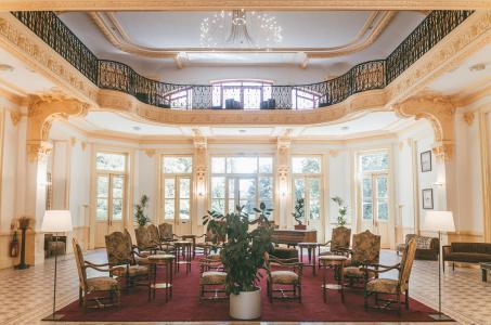 Location au ski Appart'Hôtel le Splendid - Le Collet d'Allevard - Intérieur