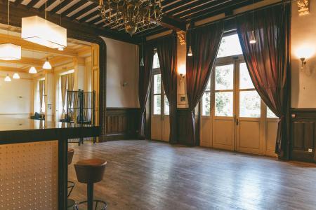 Rent in ski resort Appart'Hôtel le Splendid - Le Collet d'Allevard - Inside