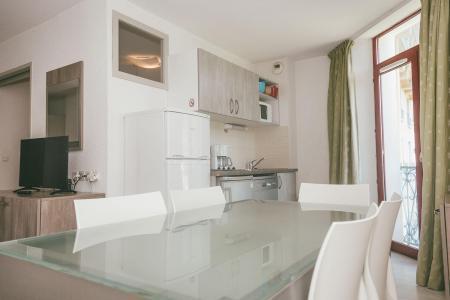 Rent in ski resort Appart'Hôtel le Splendid - Le Collet d'Allevard - Living room