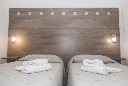 Rent in ski resort Appart'Hôtel le Splendid - Le Collet d'Allevard - Single bed