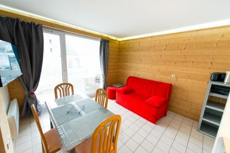 Location au ski Résidence les Silènes - Le Collet d'Allevard - Canapé-lit