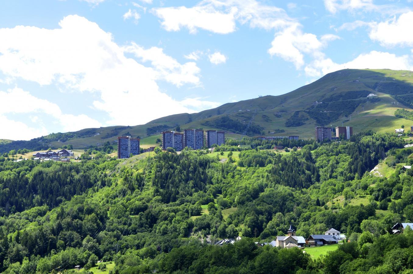 Location Les Terrasses Du Corbier