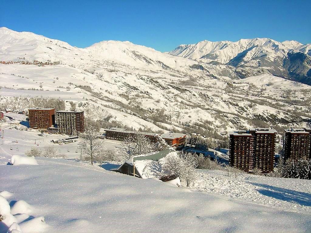 Ski en famille Residence Apollo