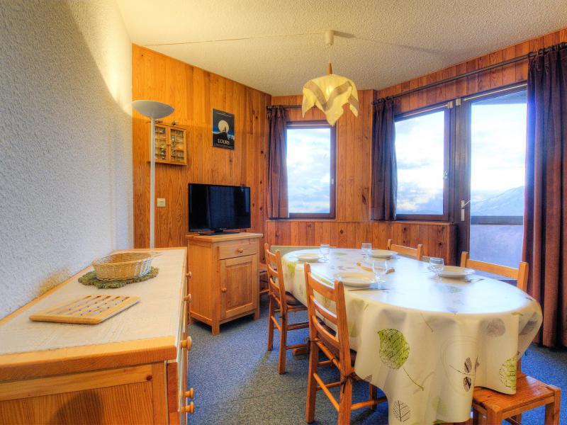 Аренда на лыжном курорте Апартаменты 2 комнат 6 чел. (3) - Ariane - Le Corbier