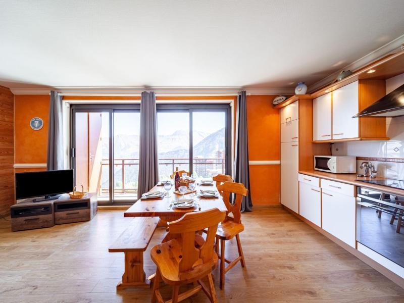 Аренда на лыжном курорте Апартаменты 3 комнат 6 чел. (6) - Baikonour - Le Corbier - апартаменты