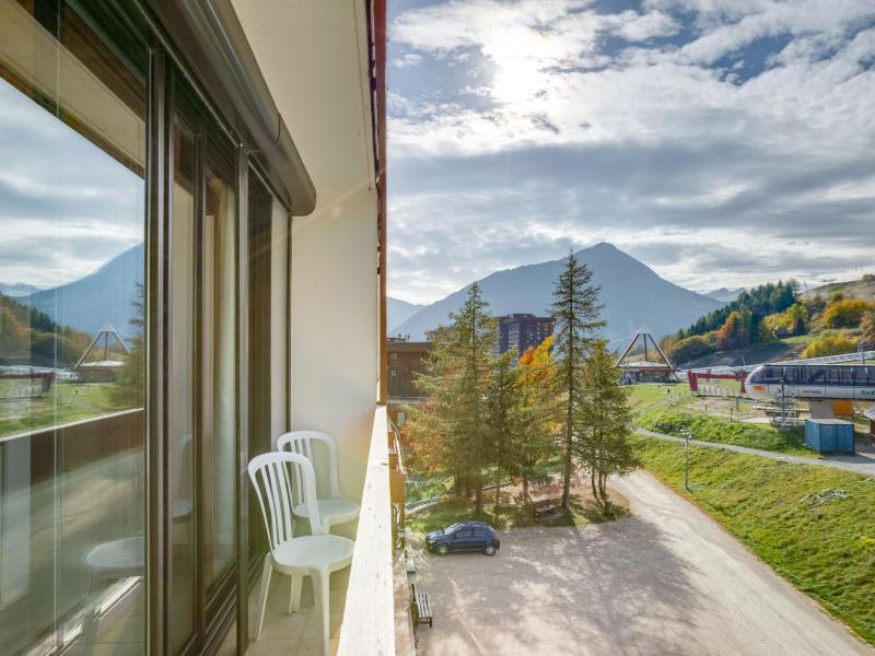 Аренда на лыжном курорте Апартаменты 2 комнат 4 чел. (4) - Baikonour - Le Corbier