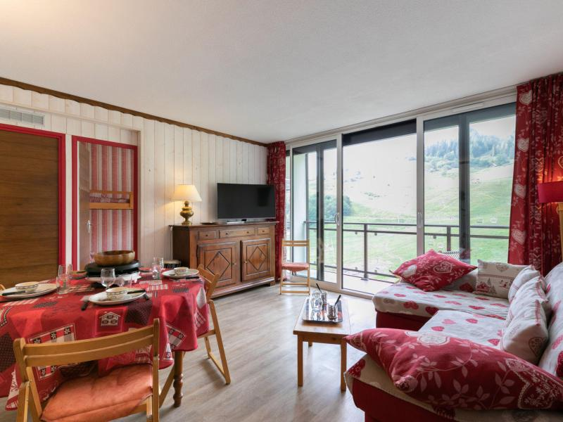 Аренда на лыжном курорте Апартаменты 3 комнат 4 чел. (5) - Baikonour - Le Corbier