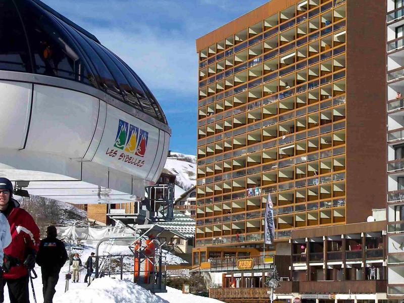 Location au ski Cosmos - Le Corbier