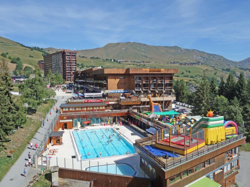 Location au ski Appartement 1 pièces 4 personnes (8) - Cosmos - Le Corbier