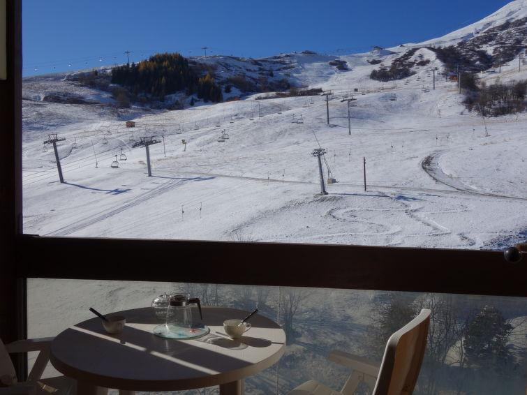 Location au ski Appartement 1 pièces 4 personnes (7) - Cosmos - Le Corbier - Appartement