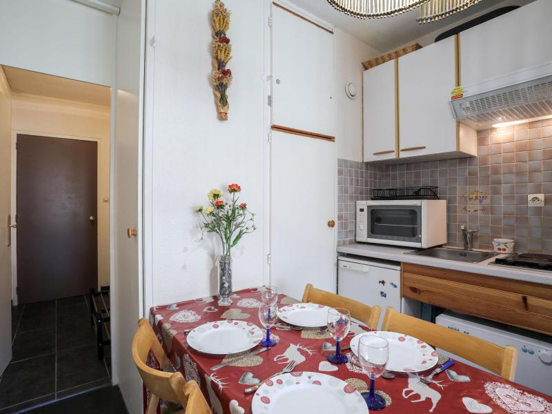 Location au ski Appartement 1 pièces 4 personnes (8) - Cosmos - Le Corbier - Appartement