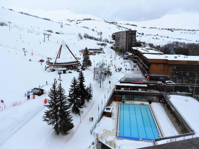 Location au ski La Résidence Vostok Zodiaque - Le Corbier