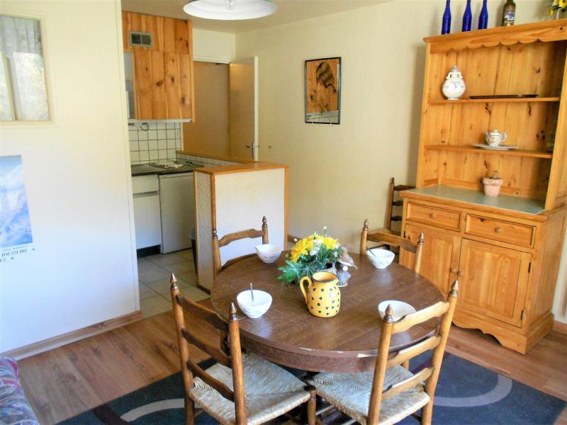 Location au ski Studio cabine 5 personnes (511) - La Résidence Vostok Zodiaque - Le Corbier - Séjour