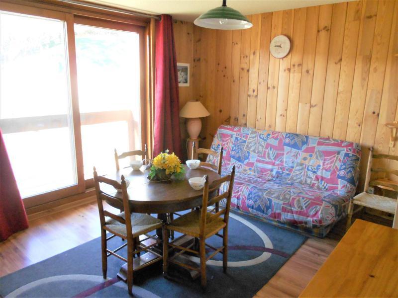 Location au ski Studio cabine 5 personnes (511) - La Résidence Vostok Zodiaque - Le Corbier - Table