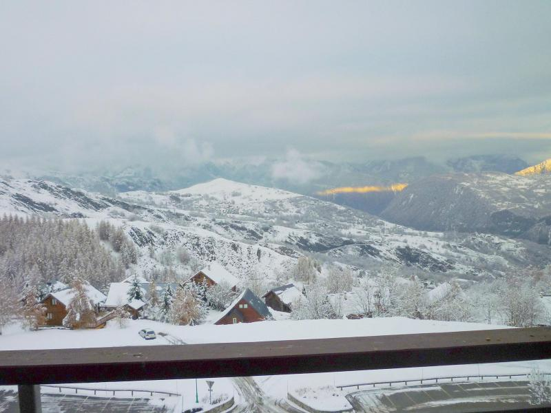 Location au ski Appartement 2 pièces 4 personnes (9) - Les Pistes - Le Corbier