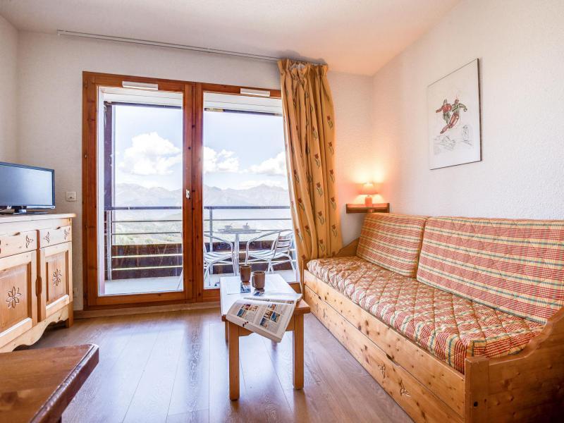Location au ski Appartement 2 pièces 4 personnes (17) - Les Pistes - Le Corbier