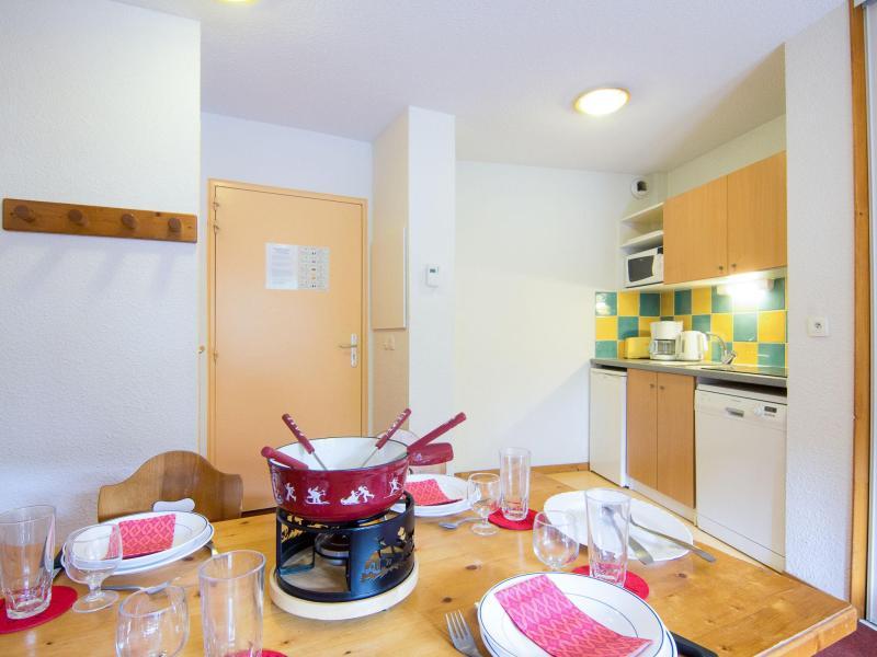Location au ski Appartement 2 pièces 4 personnes (13) - Les Pistes - Le Corbier