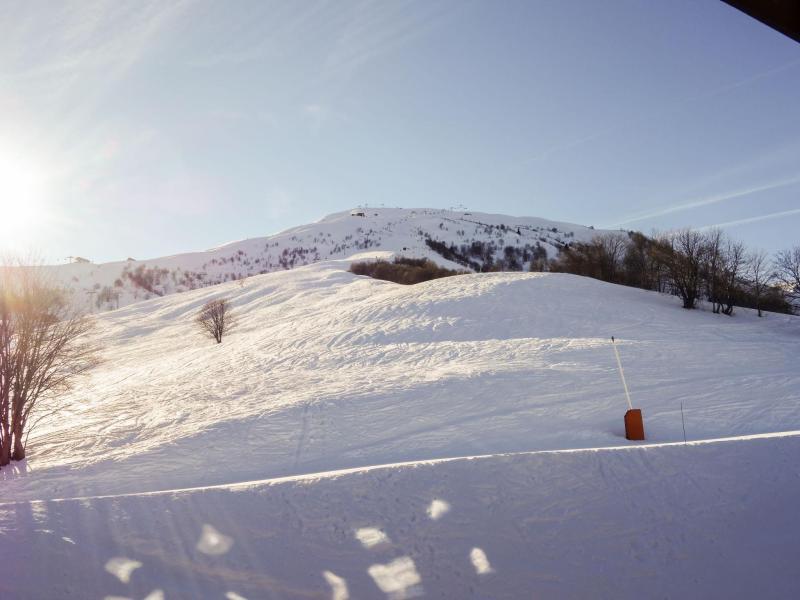 Location au ski Appartement 3 pièces 6 personnes (19) - Les Pistes - Le Corbier