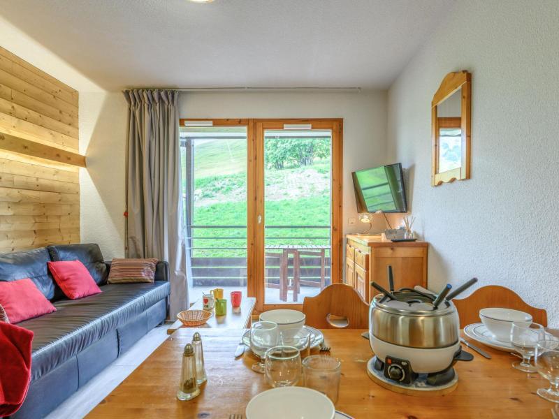 Location au ski Appartement 2 pièces 4 personnes (20) - Les Pistes - Le Corbier