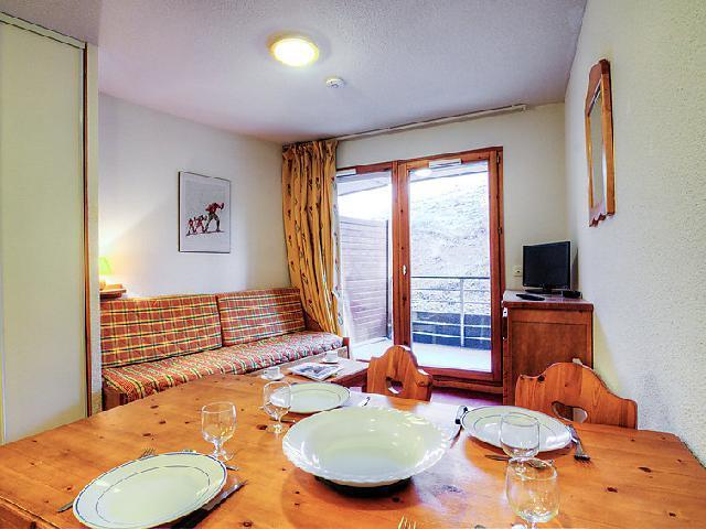 Location au ski Appartement 2 pièces 4 personnes (13) - Les Pistes - Le Corbier - Appartement