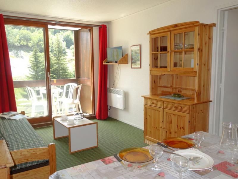 Rent in ski resort 1 room apartment 4 people (3) - Pégase Phénix - Le Corbier