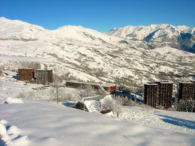 Rent in ski resort Résidence Apollo - Le Corbier