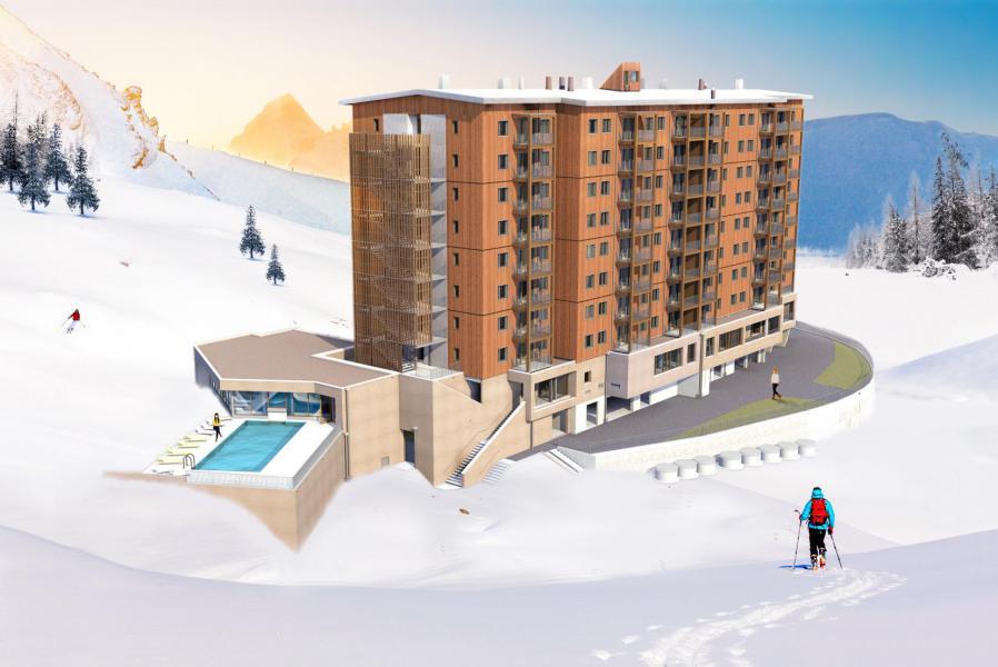 Alquiler al esquí Résidence Club MMV l'Etoile des Sybelles - Le Corbier - Invierno