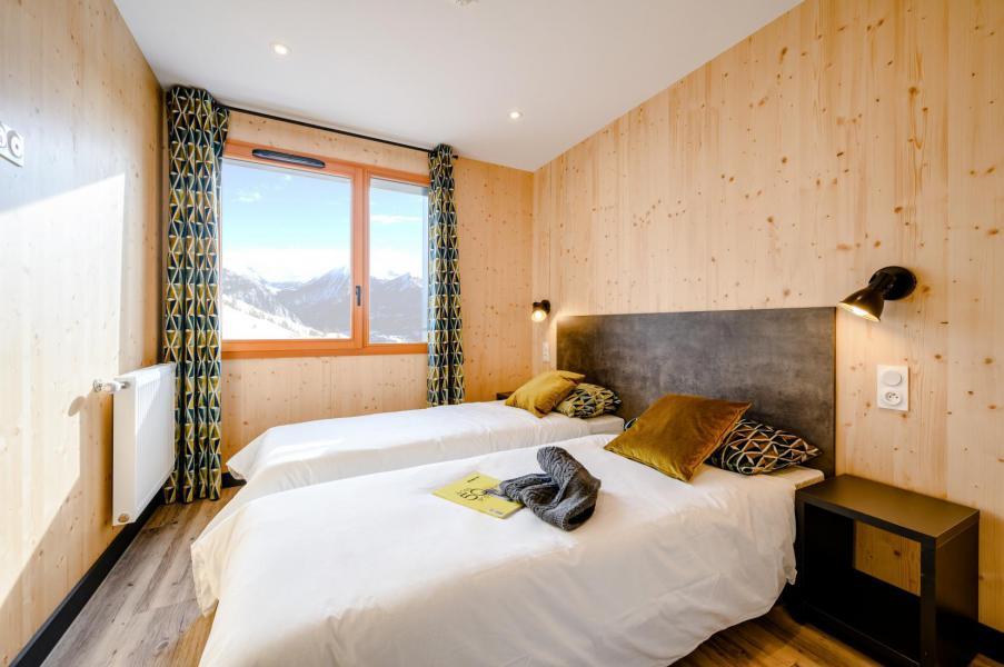 Alquiler al esquí Résidence Club MMV l'Etoile des Sybelles - Le Corbier - Habitación