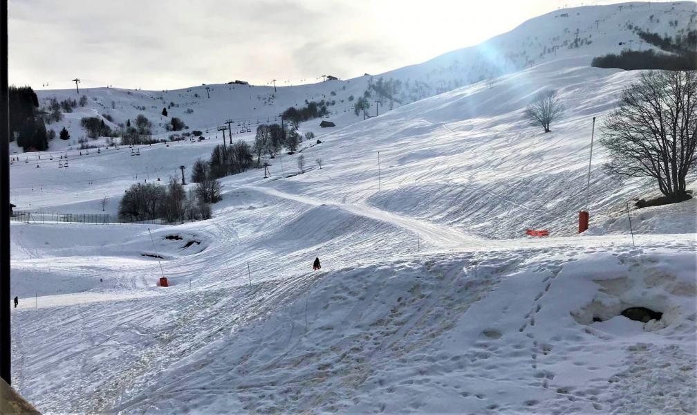 Vacaciones en montaña Résidence les Pistes - Le Corbier - Invierno
