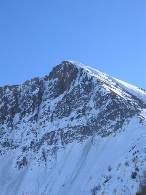 Vakantie in de bergen Résidence Orion Lunik - Le Corbier - Buiten winter