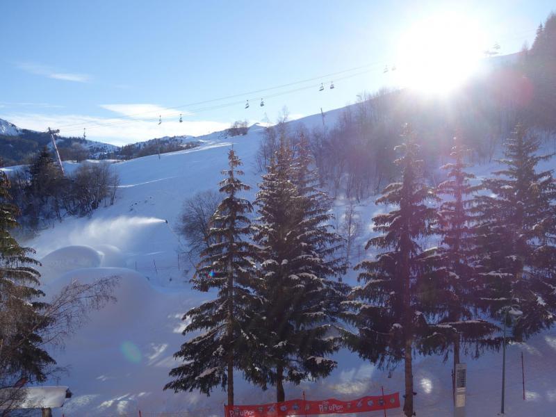 Аренда на лыжном курорте Апартаменты 1 комнат 2 чел. (92) - Soyouz Vanguard - Le Corbier - апартаменты