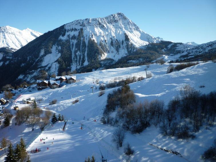 Location au ski Vostok Zodiaque - Le Corbier - Appartement