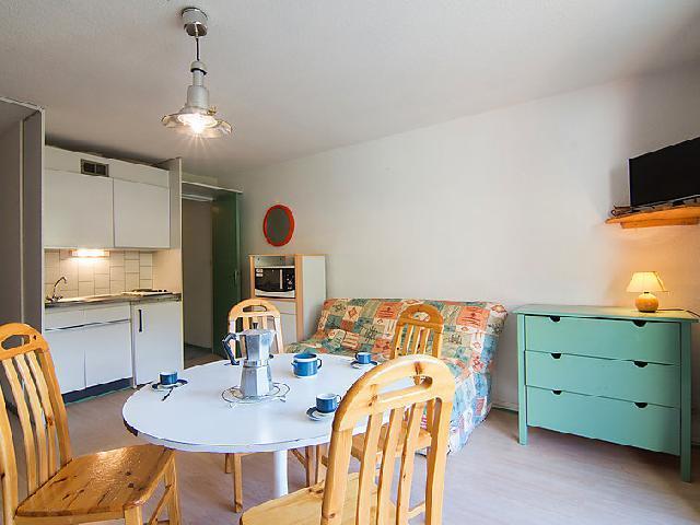 Rent in ski resort 1 room apartment 4 people (45) - Vostok Zodiaque - Le Corbier - Apartment