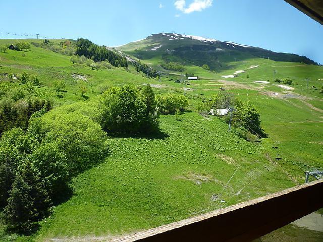 Rent in ski resort 1 room apartment 4 people (66) - Vostok Zodiaque - Le Corbier - Apartment