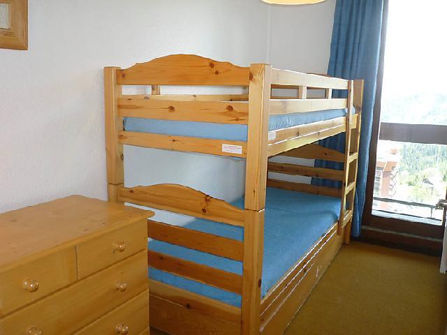Rent in ski resort 3 room apartment 6 people (56) - Vostok Zodiaque - Le Corbier - Apartment