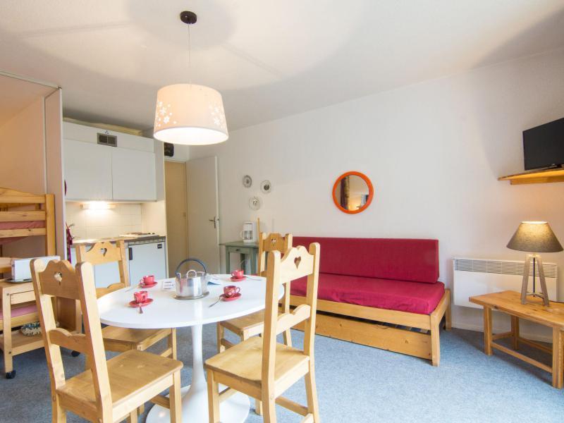 Rent in ski resort 1 room apartment 4 people (15) - Vostok Zodiaque - Le Corbier