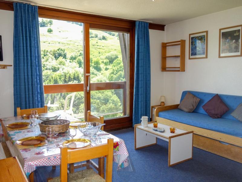 Location au ski Appartement 3 pièces 6 personnes (56) - Vostok Zodiaque - Le Corbier