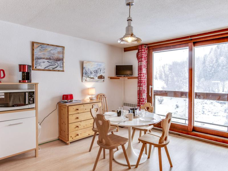 Location au ski Appartement 1 pièces 4 personnes (45) - Vostok Zodiaque - Le Corbier