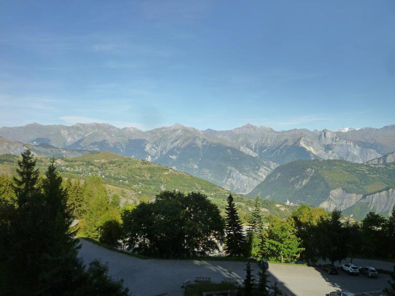 Rent in ski resort 1 room apartment 2 people (63) - Vostok Zodiaque - Le Corbier