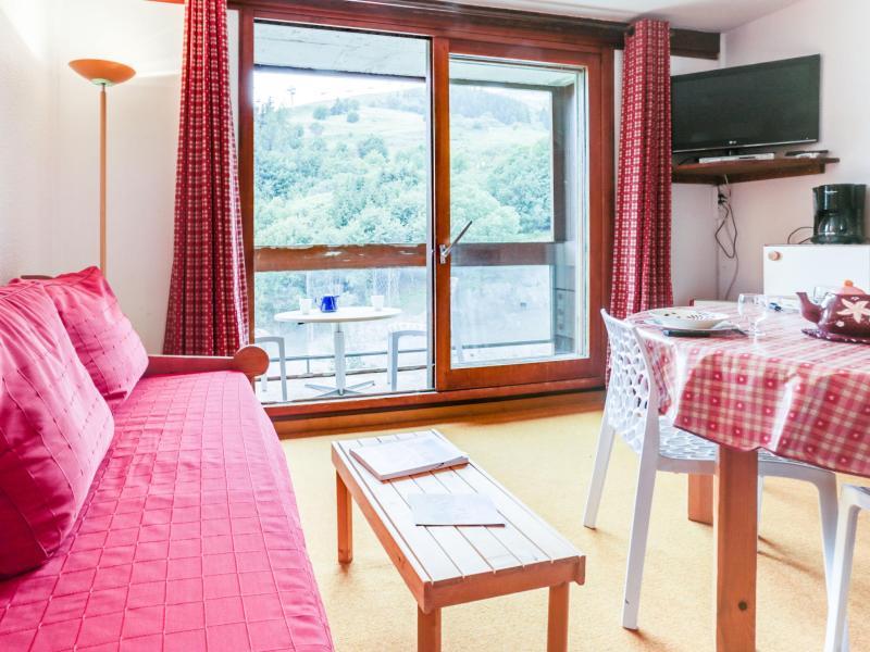 Rent in ski resort 3 room apartment 6 people (70) - Vostok Zodiaque - Le Corbier