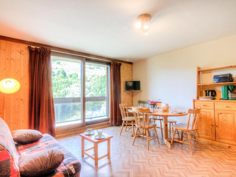 Rent in ski resort 1 room apartment 4 people (66) - Vostok Zodiaque - Le Corbier