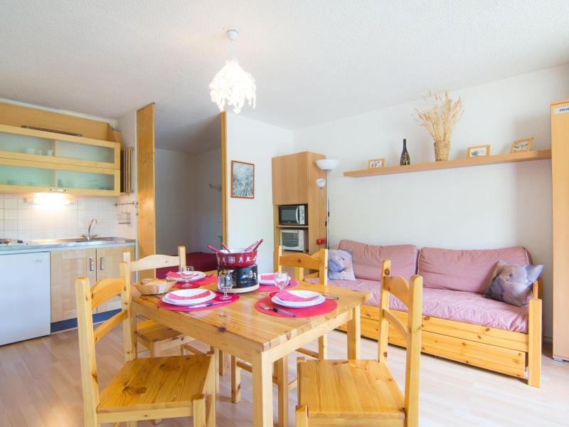 Location au ski Appartement 1 pièces 4 personnes (84) - Vostok Zodiaque - Le Corbier