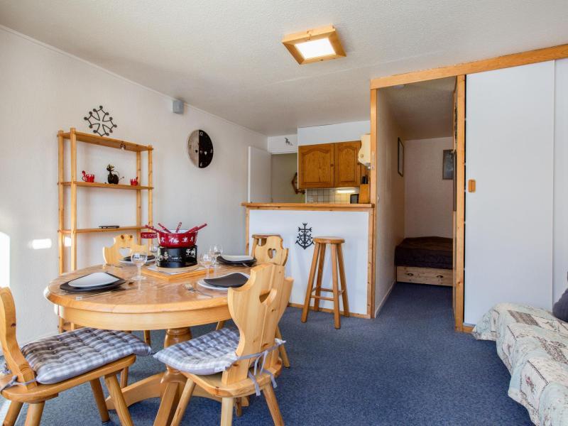 Rent in ski resort 1 room apartment 4 people (86) - Vostok Zodiaque - Le Corbier