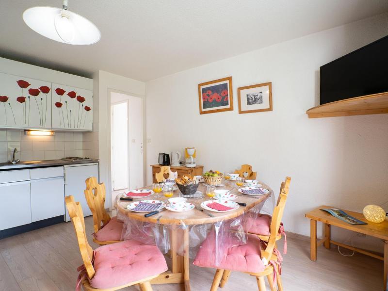 Rent in ski resort 3 room apartment 6 people (75) - Vostok Zodiaque - Le Corbier