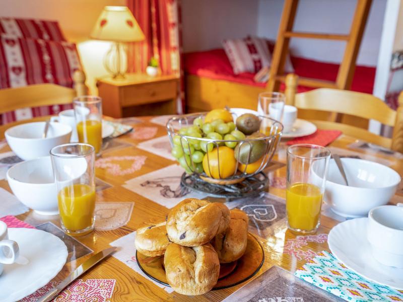 Rent in ski resort 1 room apartment 4 people (79) - Vostok Zodiaque - Le Corbier