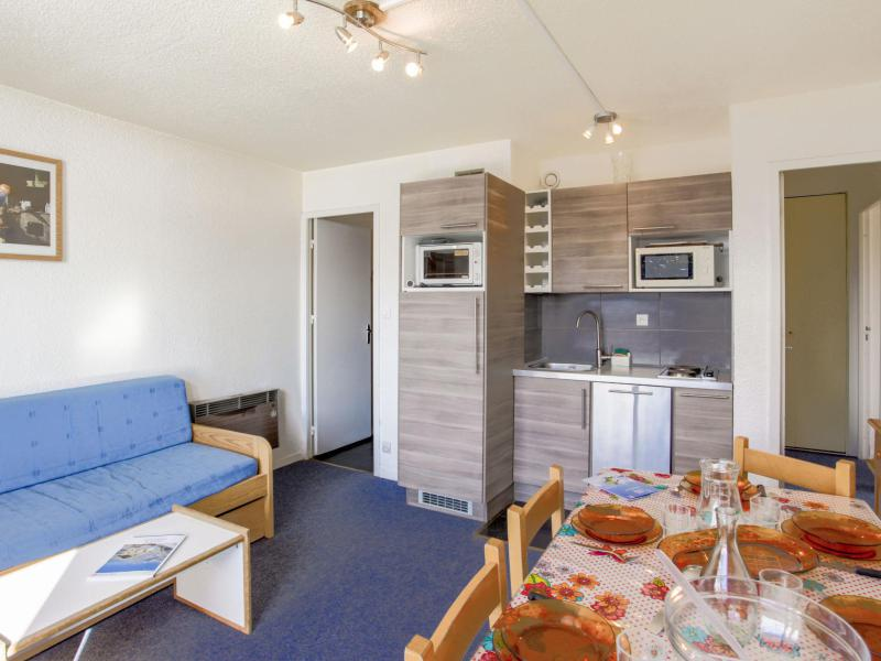 Alquiler al esquí Apartamento 3 piezas para 6 personas (56) - Vostok Zodiaque - Le Corbier - Apartamento
