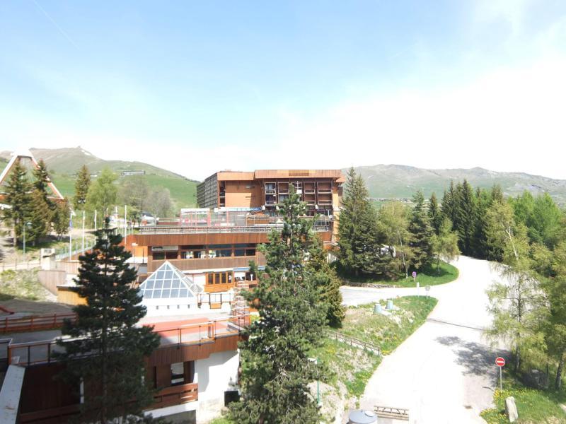 Location au ski Appartement 1 pièces 2 personnes (63) - Vostok Zodiaque - Le Corbier - Appartement