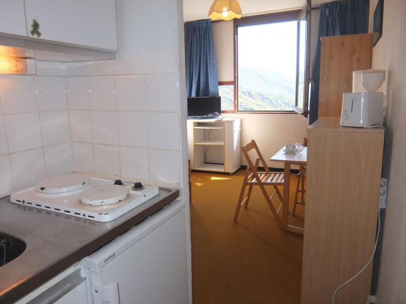 Location au ski Appartement 1 pièces 2 personnes (73) - Vostok Zodiaque - Le Corbier - Appartement