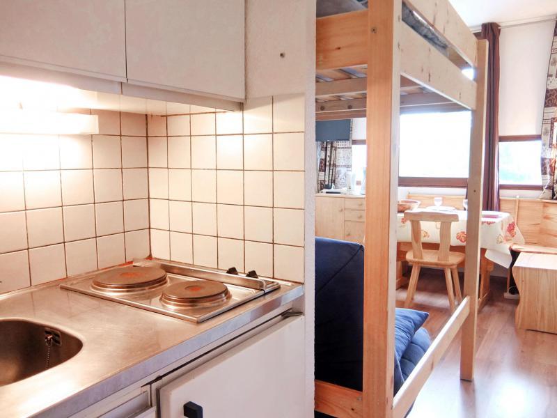 Location au ski Appartement 1 pièces 2 personnes (74) - Vostok Zodiaque - Le Corbier - Appartement