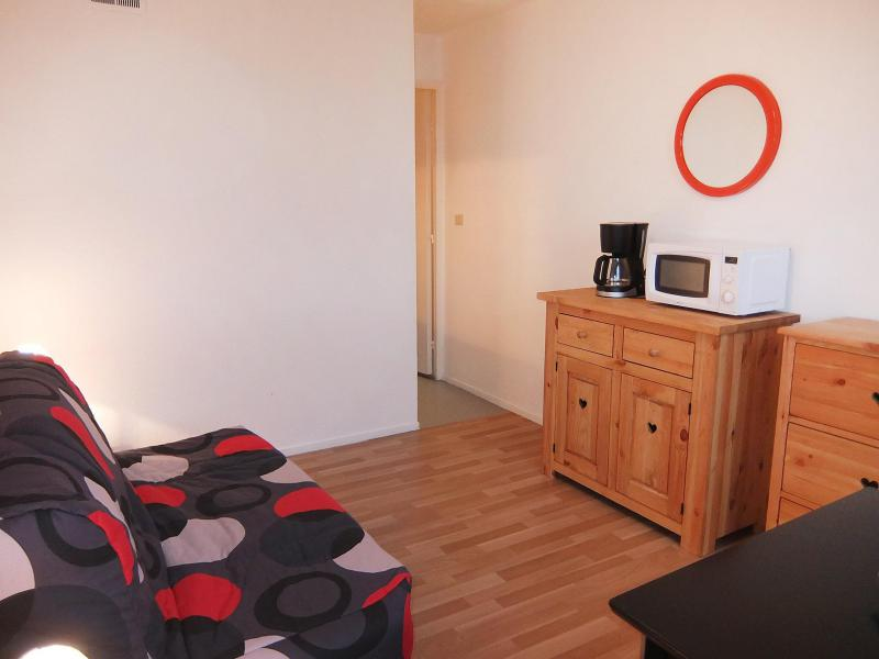 Location au ski Appartement 1 pièces 2 personnes (77) - Vostok Zodiaque - Le Corbier - Appartement